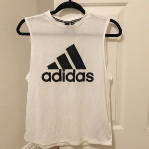 Adidas workout shirt